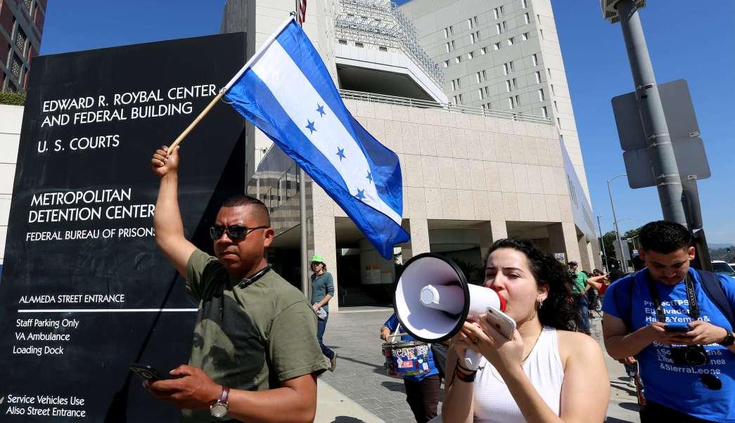 Estados Unidos cancela programa TPS 60 mil hondureños