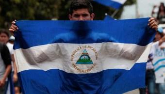 Estados Unidos suspende trámite visas Nicaragua ola violencia