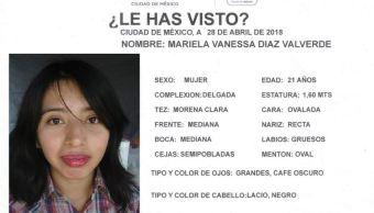 Familiares de estudiante desaparecida exigen acciones
