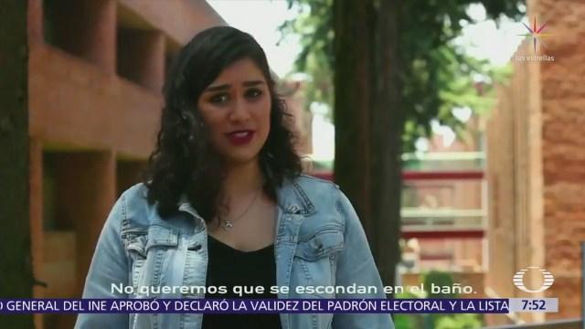 Estudiantes de la Ibero piden diálogo a candidatos presidenciales