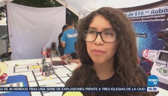 Estudiantes Oaxaca Preparan Concurso Robótica China