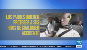Estudio Detalla Peligros Más Comunes Contra Niños Dentro Autos