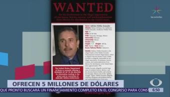 EU busca a Adelmo Niebla, líder criminal que trafica drogas desde México