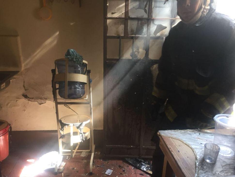 fuga gas provoca explosion guadalajara jalisco hay lesionado