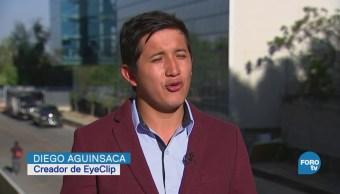 Eye Clip, Dispositivo Inteligente Personas Discapacidad Visual