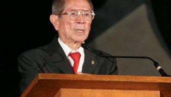 Fallece Jesús Kumate, secretario de Salud