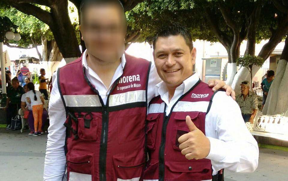 Familia de candidato asesinado en Apaseo el Alto