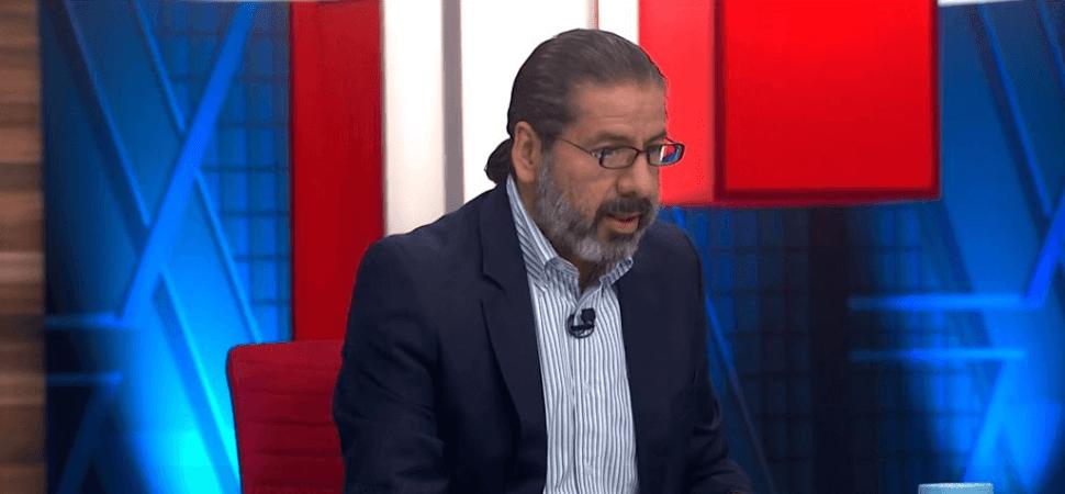 Francisco Abundis, director adjunto de Parametría. (FOROtv)