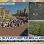 Fuerzas Armadas Hacen Reconocimiento Príncipe Enrique Años Servicio Ejército
