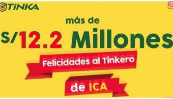 Ganador lotería peruana esta punto perder premio