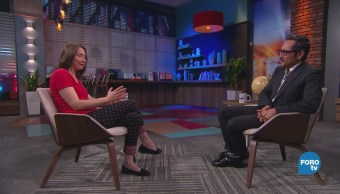 Genaro Lozano Entrevista Ana Covarrubias