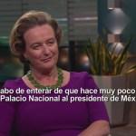 Genaro Lozano entrevista a Barbara Jones