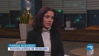 Genaro Lozano entrevista a Farida Acevedo