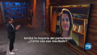 Genaro Lozano Entrevista Joelle Abou Farhat