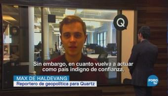 Genaro Lozano Entrevista Max De Haldevang Trump