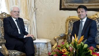 Presidente de Italia encarga a Giuseppe Conte formar Gobierno