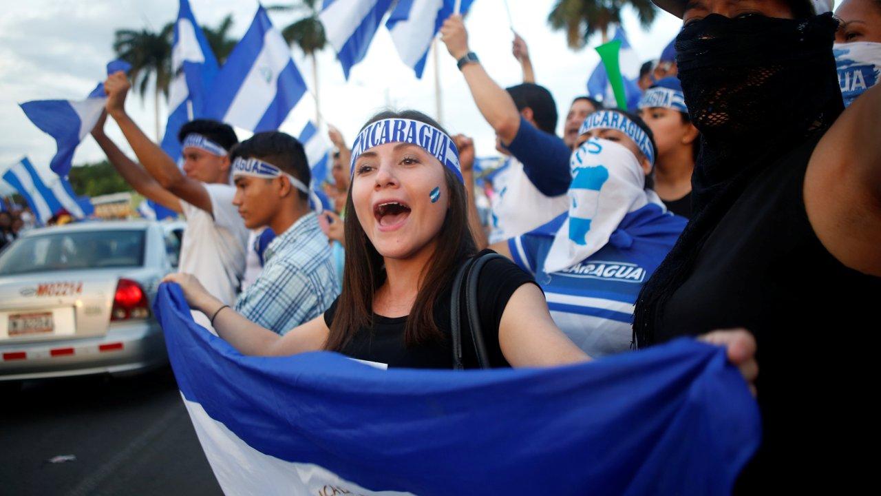 Gobierno Nicaragua y manifestantes acuerdan tregua 48 horas