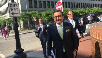 Guajardo dice que las negociaciones del TLCAN se reanudarán el lunes