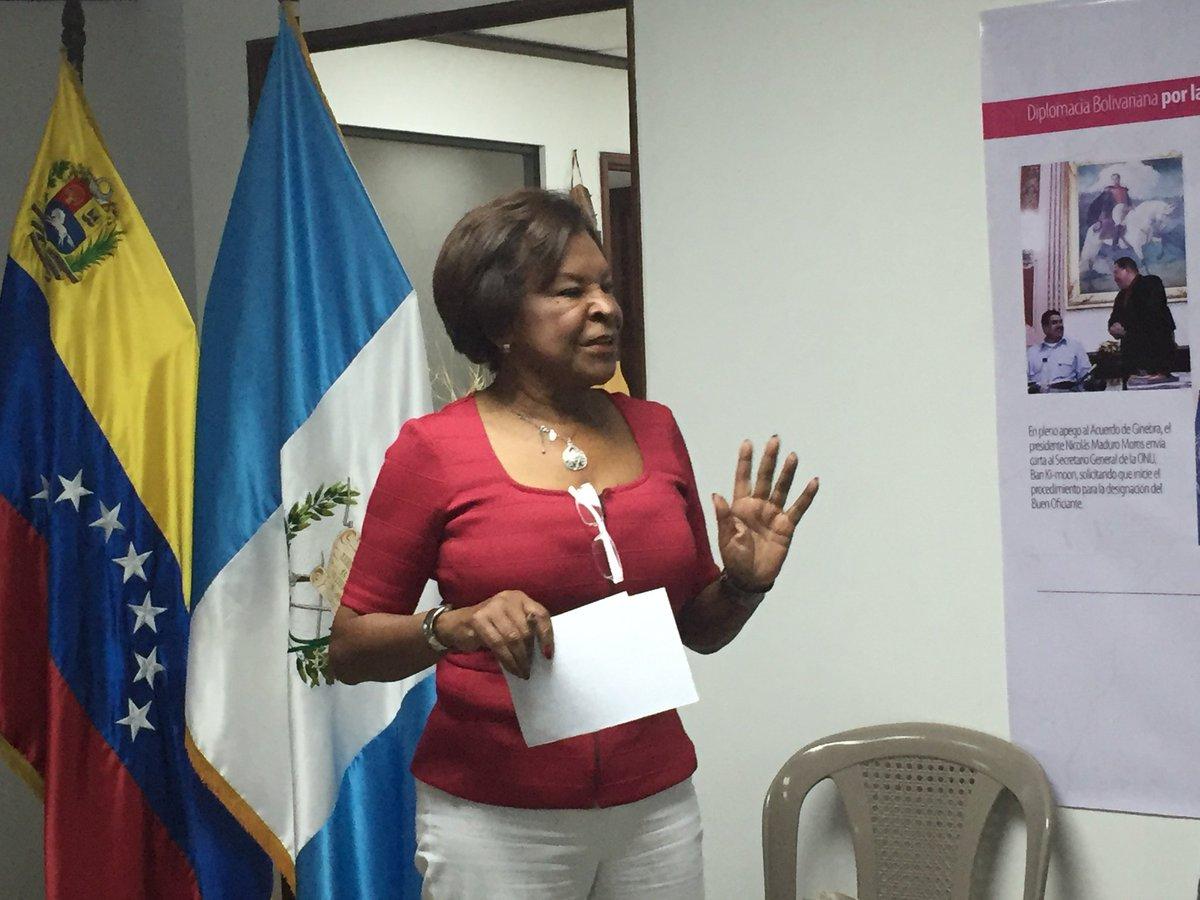 Guatemala pide expulsar embajadores Suecia y Venezuela injerencia