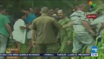 Habría Tres Sobrevivientes Caída Avión Cuba
