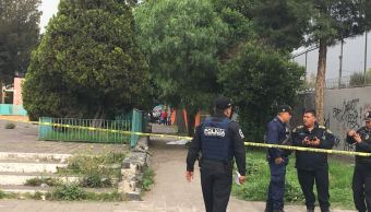 Hallan cuerpo sin vida en Unidad Habitacional Ermita Zaragoza, CDMX