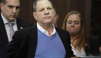 Harvey Weinstein declina declarar ante jurado Nueva York