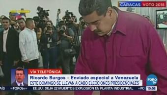 Hay desanimo en proceso electoral de Venezuela