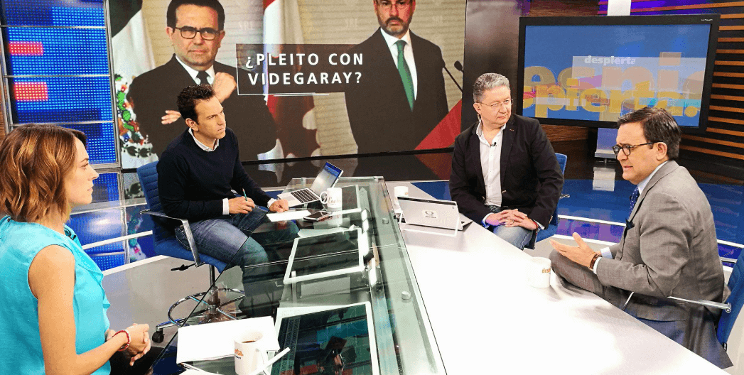 Guajardo niega pleito con Videgaray por negociación TLCAN