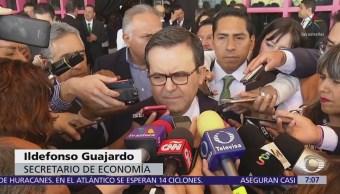 Ildefonso Guajardo: Modernización del TLCAN no