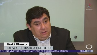 Iñaki Blanco, exfiscal de Guerrero, niega vínculos con 'Guerreros Unidos'