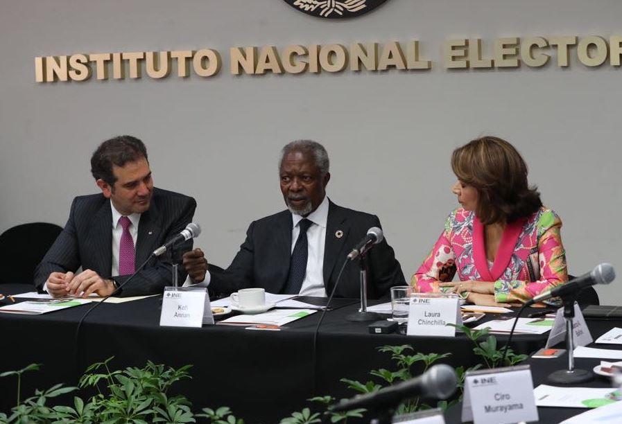 Violencia criminal, seria amenaza a democracia en México