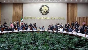 INE pide a ciudadanía que proponga preguntas para el tercer debate