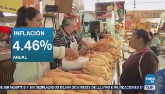 INEGI Inflación se redujo en 0.29