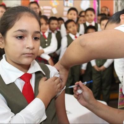 30% de las familias de Colima rechazan vacuna contra papiloma humano