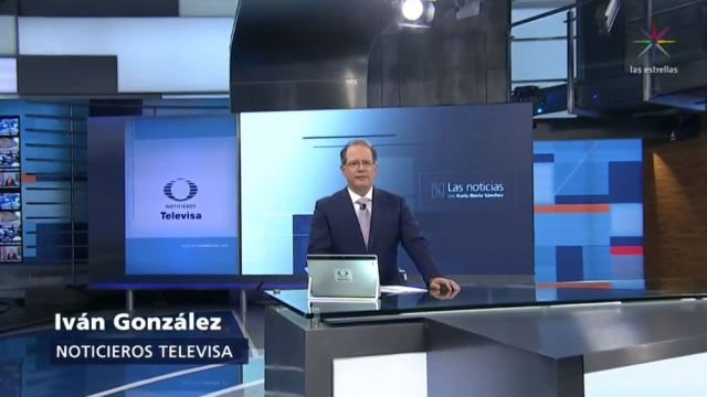ivan gonzalez reportero noticieros televisa recibe premio global quality gold