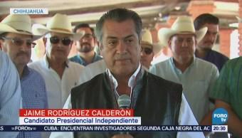 Jaime Rodríguez El Bronco Promete Impulsar Campo Mexicano