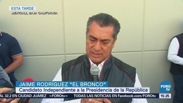 Jaime Rodríguez Habla Sobre Fondo Migralidad