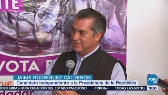 Jaime Rodríguez Señala No Resuelve Problema Huachicol