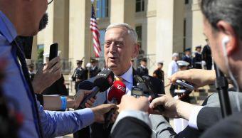 Secretario de Defensa de EU anuncia cumbre Trump-Kim