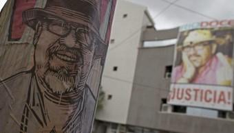Marchan en Culiacán a un año del homicidio del periodista Javier Valdez