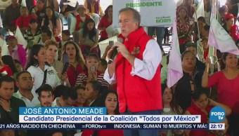 José Antonio Meade Visita Deportivo Edomex