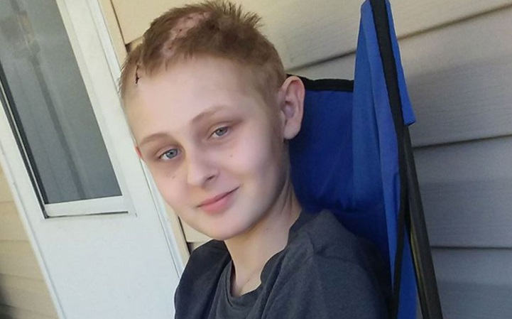 Sus papás donaron sus órganos y él se despertó del coma