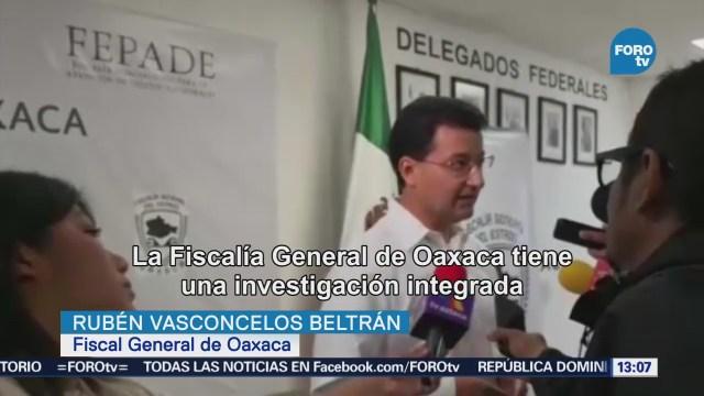 Jóvenes Tlaxcala Desaparecieron Oaxaca Fiscalía