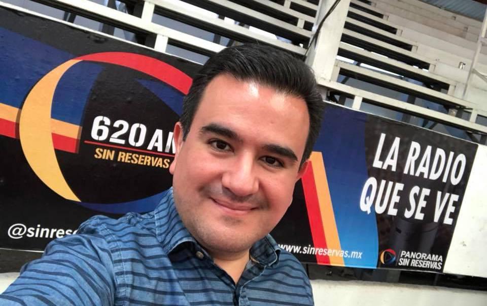 Despiden al periodista Juan Carlos Huerta en Tabasco