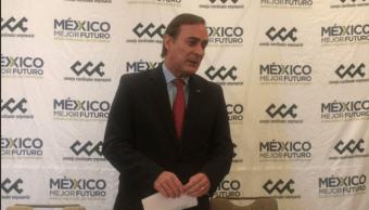 CCE señala que López Obrador corrige su error sobre el NAIM