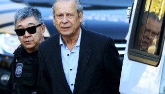 Juez brasileño ordena arrestar José Dirceu exjefe gabinete Lula