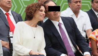 Interpol emite ficha roja para localizar a Karime Macías