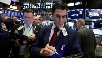 La Bolsa de Valores de Nueva York abre con altibajos