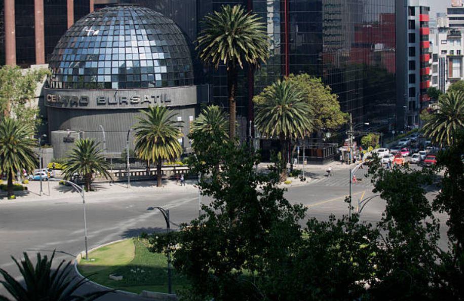 Bolsa mexicana abre con baja de 0.19%