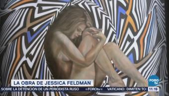 La obra de Jessica Feldman